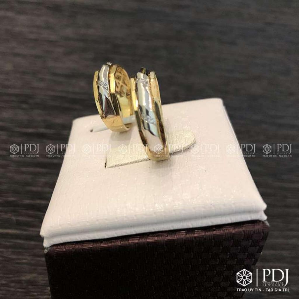 Nhẫn Đôi Nữ KOREA Mã 02