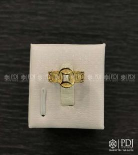 Nhẫn Mặt Kim Tiền 10K