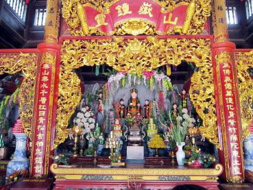 Tin Ngưỡng Thờ Cúng Ngũ Công Vương Phật