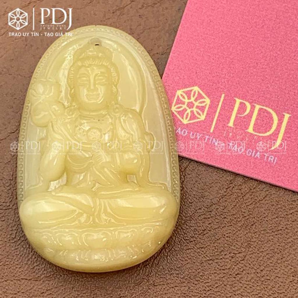 Mặt Phật Bản Mệnh Đại Thế Chí Bồ Tát - Tuổi Ngọ