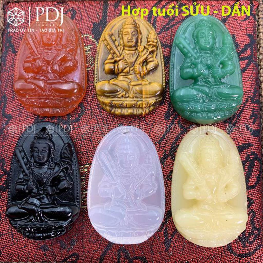 Mặt Phật Bản Mệnh Hư Không Tạng Bồ Tát - Tuổi Sửu, Dần