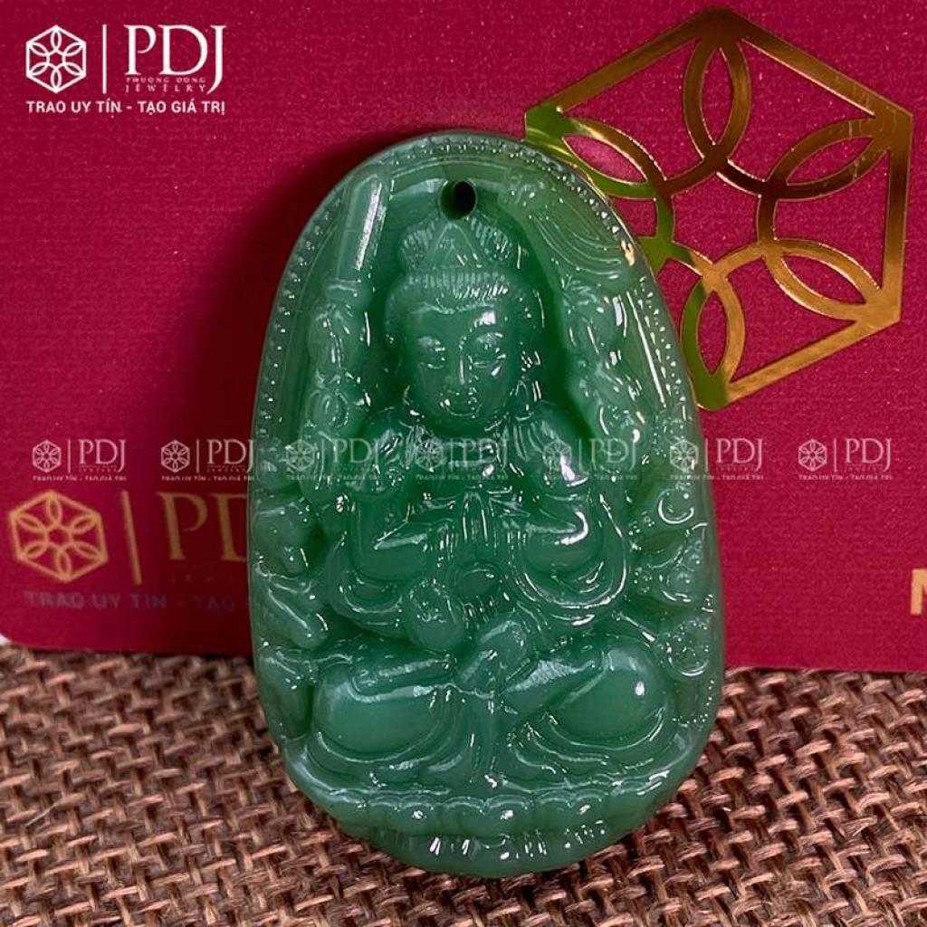 Mặt Phật Bản Mệnh Thiên Thủ Thiên Nhãn - Tuổi Tý