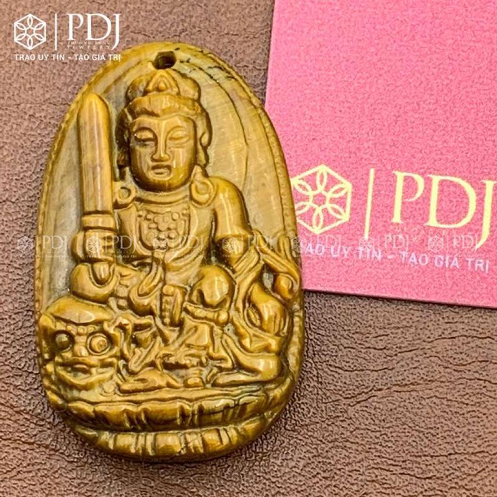 Mặt Phật Bản Mệnh Văn Thù Bồ Tát - Tuổi Mão