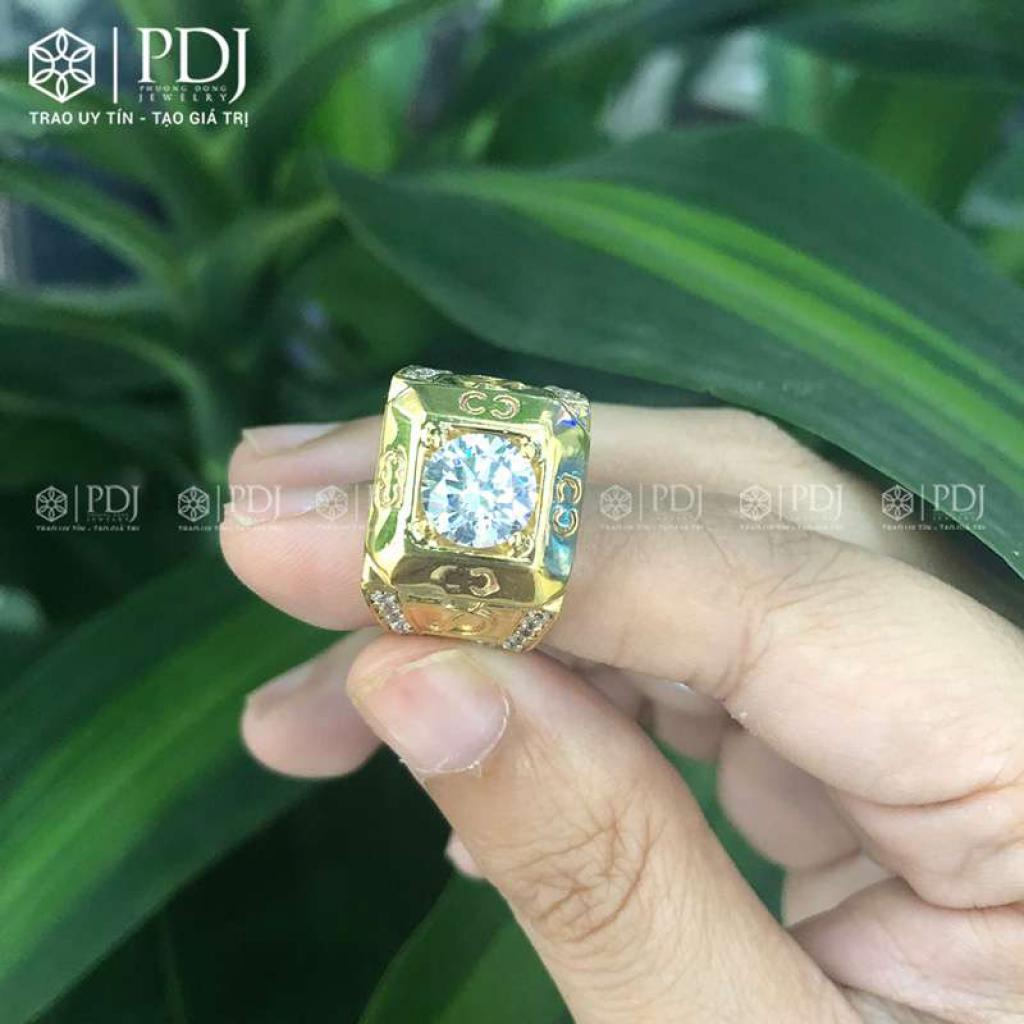 Nhẫn Dior 10K