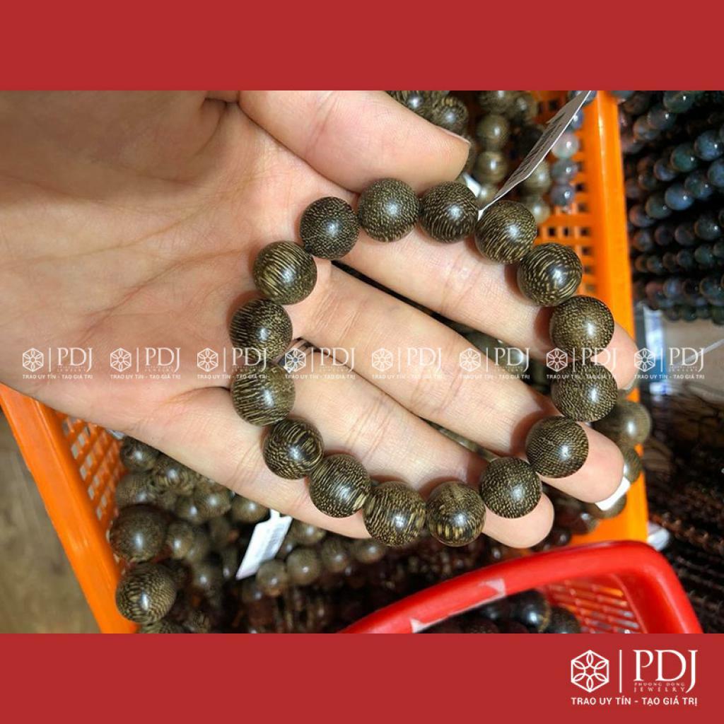 Vòng Trầm Indo 12 Ly