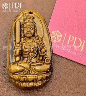 Mặt Phật Bản Mệnh Bất Động Minh Vương - Tuổi Dậu