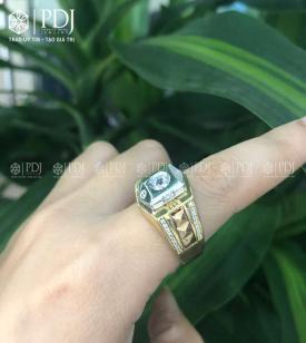 Nhẫn Nam Korea 10K